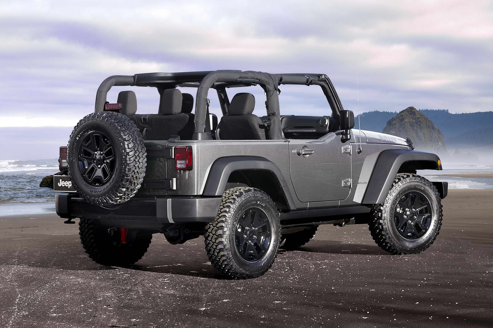 2018 Jeep Wrangler To Get 8-Speed Auto, Aluminum Body