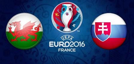 Euro 2016: Prediksi Hasil Skor Wales vs Slovakia Jadwal Siaran Langsung Piala Eropa di RCTI