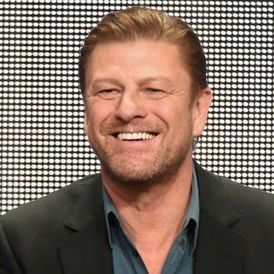 Sean Bean couple