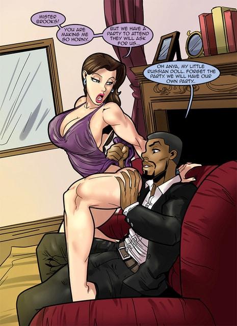 John Persons Cartoon Porn