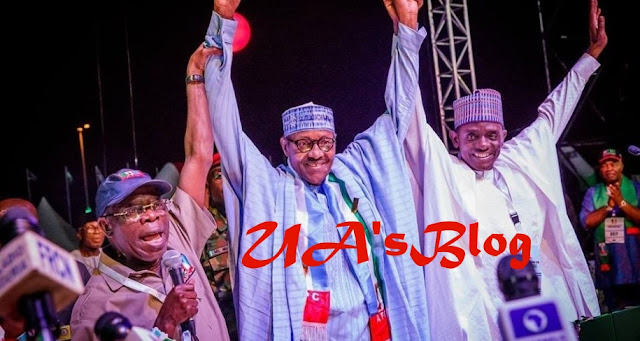 APC Convention: Here's the full text of President Buhari's acceptance speech as the party's presidential candidate in the 2019 elections