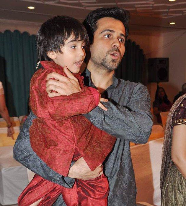 how did emraan hashmi meet his wife