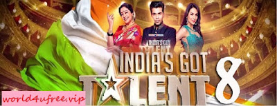 India's Got Talent S08 Episode 02 720p WEBRip 250mb x264