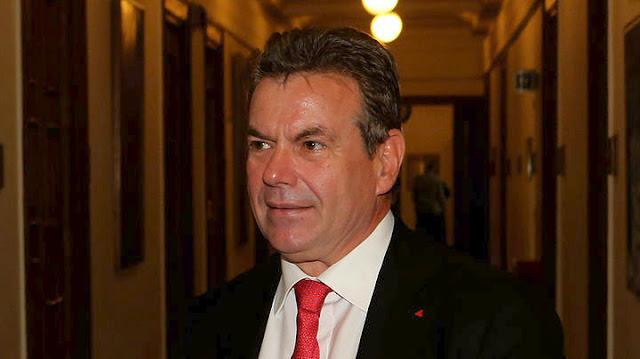 Ο Υφυπουργός Εργασίας Αναστάσιος Πετρόπουλος στο Ναύπλιο για την επέτειο της 28ης Οκτωβρίου