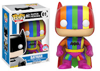 Pop! Heroes: DC Heroes - Rainbow Batman
