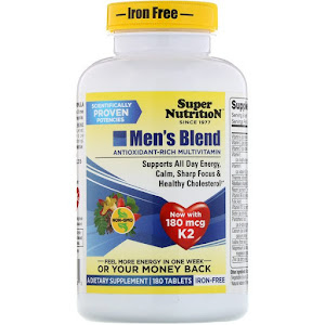 Super Nutrition - Men's Blend