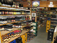 Birra infettata in un beershop, in un birrificio e in un pub