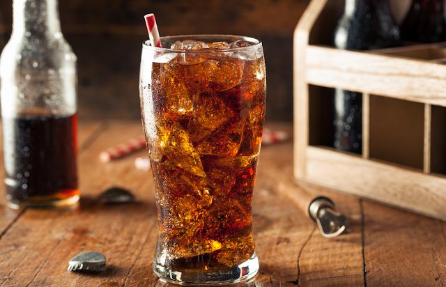 Minuman Bersoda Bisa Bikin Kamu Cepat TUA !
