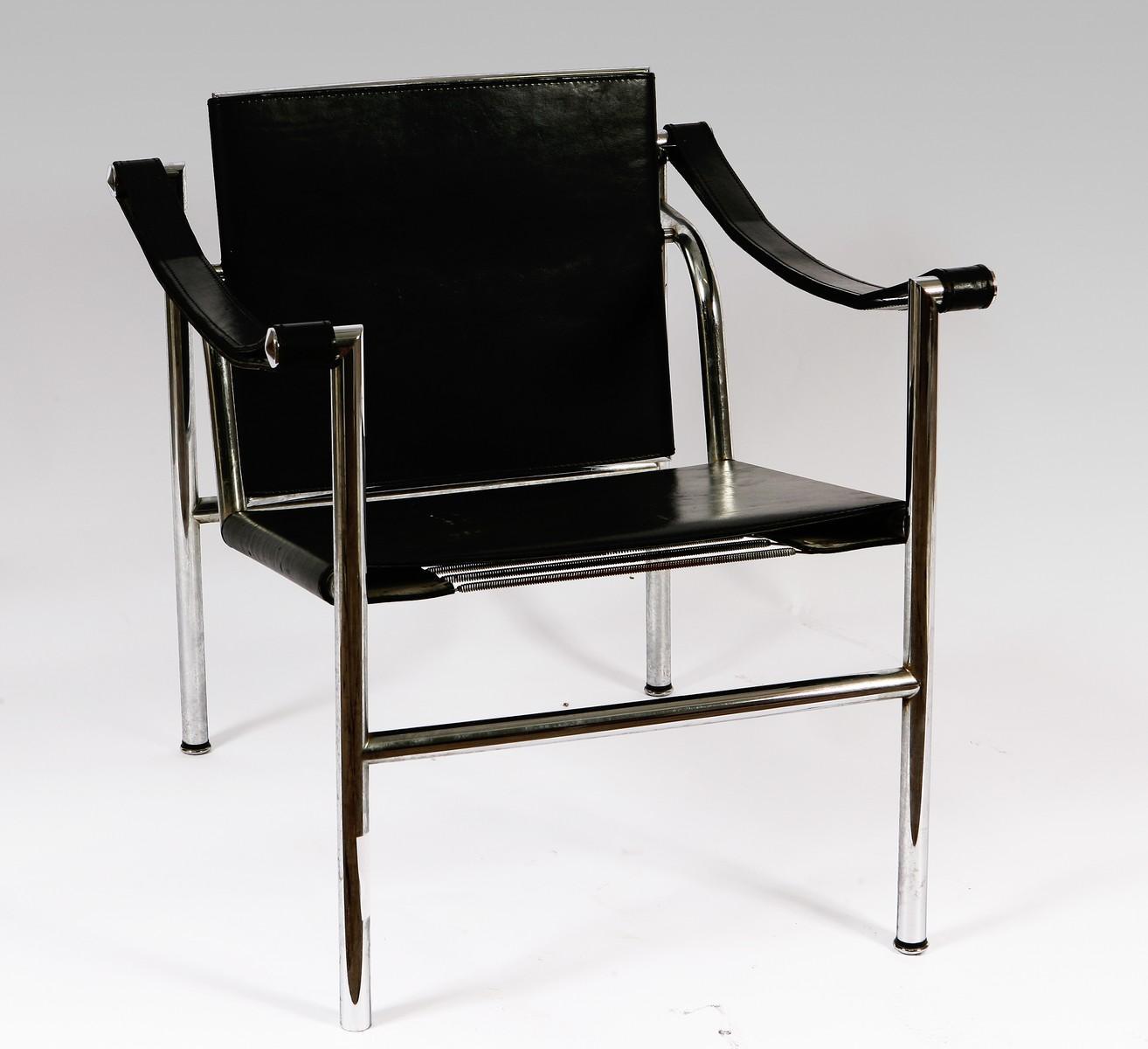 Sedia Girevole Le Corbusier | Misure Poltrona Dettaglio Misure With ...