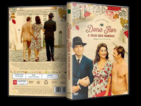 Capa DVD Dona Flor e Seus Dois Maridos