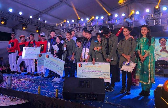 Darjeeling Rising Stars grand finale