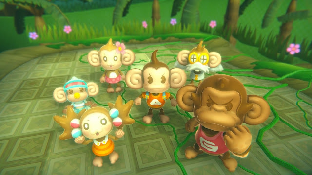 Super Monkey Ball Banana Blitz HD PC Mega