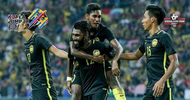 (Video) Sukan Sea 2017: Malaysia Baham Myanmar 3-1