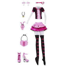MH G1 Fashion Packs Draculaura Doll