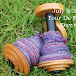 Day 6 Tour De Fleece