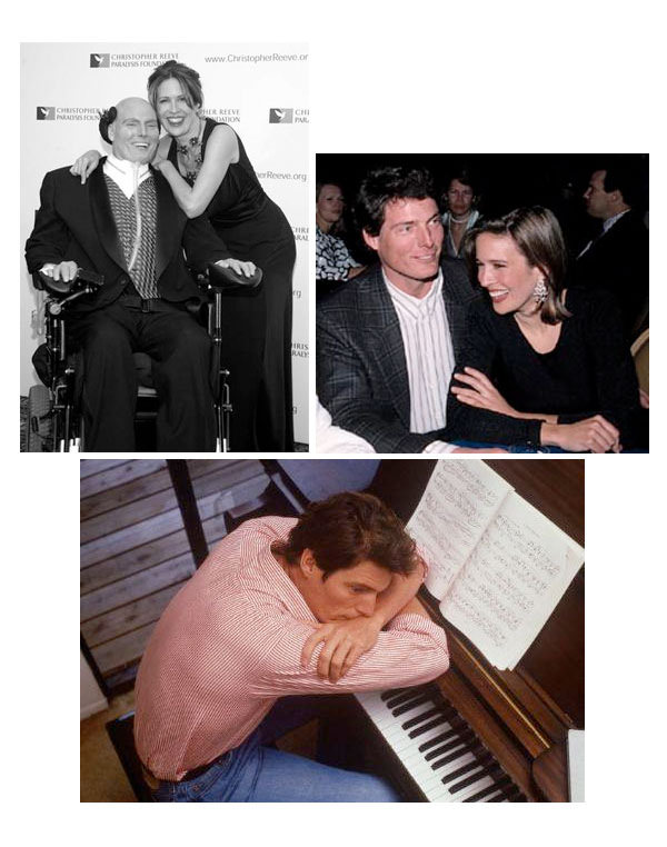 Great Love Stories № 18 | Christopher & Dana Reeve