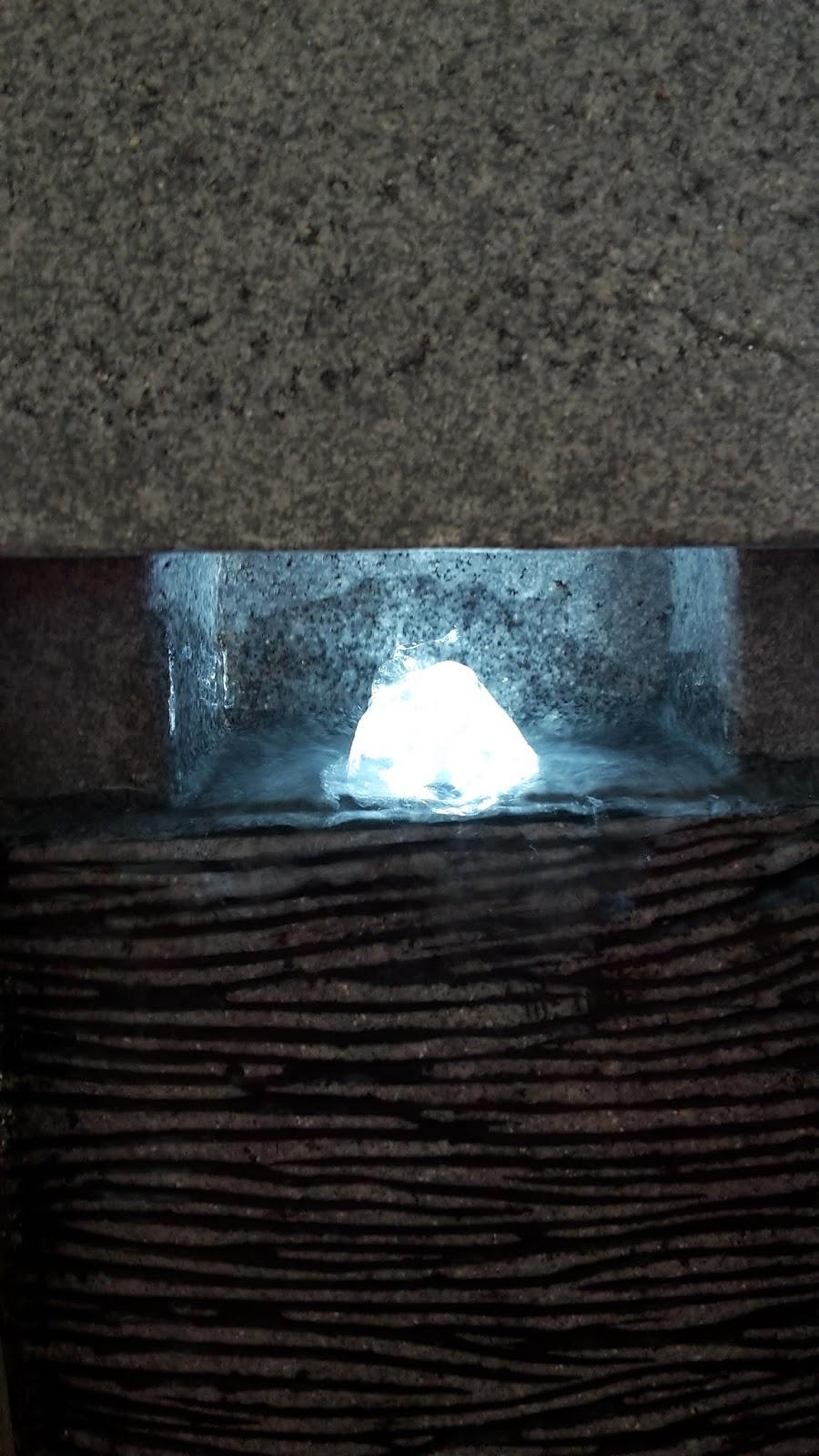 lahr2006 testet blumfeldt niagara wandbrunnen wasserwand. Black Bedroom Furniture Sets. Home Design Ideas