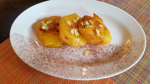 Pineapple Jalebi
