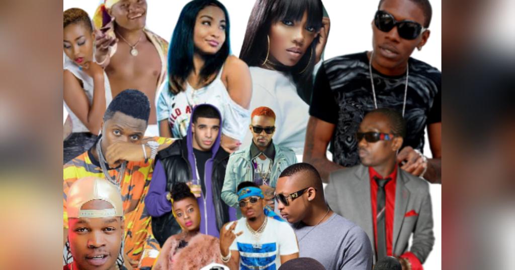 DJ JASTOH X DJ LYTMAS - TETEMA HIT MIXTAPE 2019 (Best Bongo,Genge