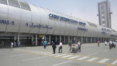مطار القاهرة, حريق مطار القاهرة,