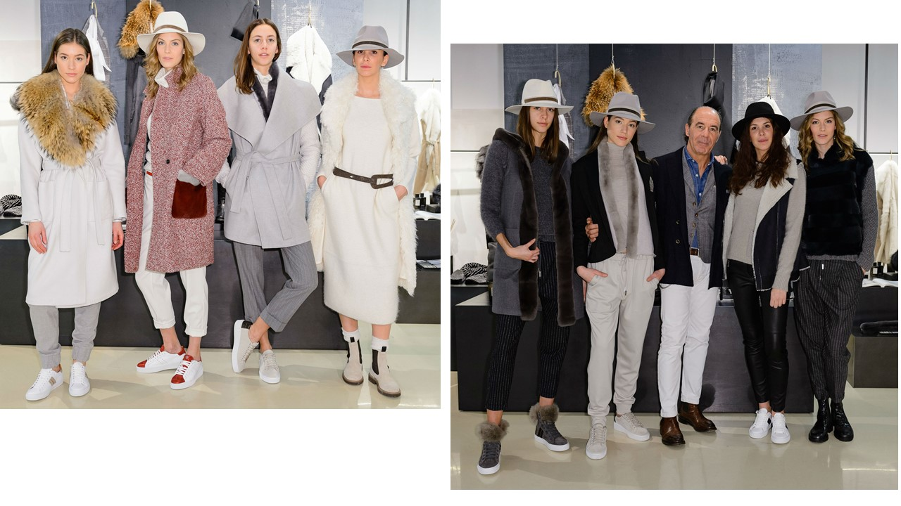 MILANO FASHION WEEK A INVERNO 2017 -18 ELEVENTY- ANTONELLI FIRENZE- ROY  ROGER S d078640a056