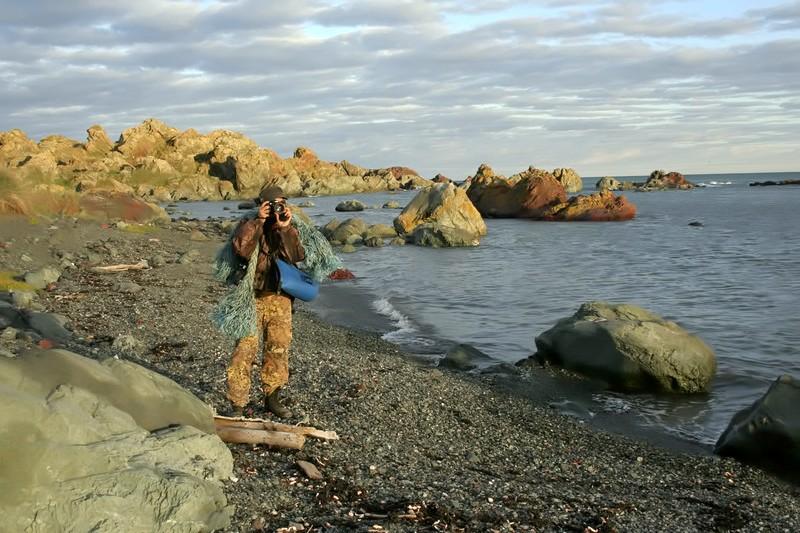 мыс камчатский берег тихого океана камчатка