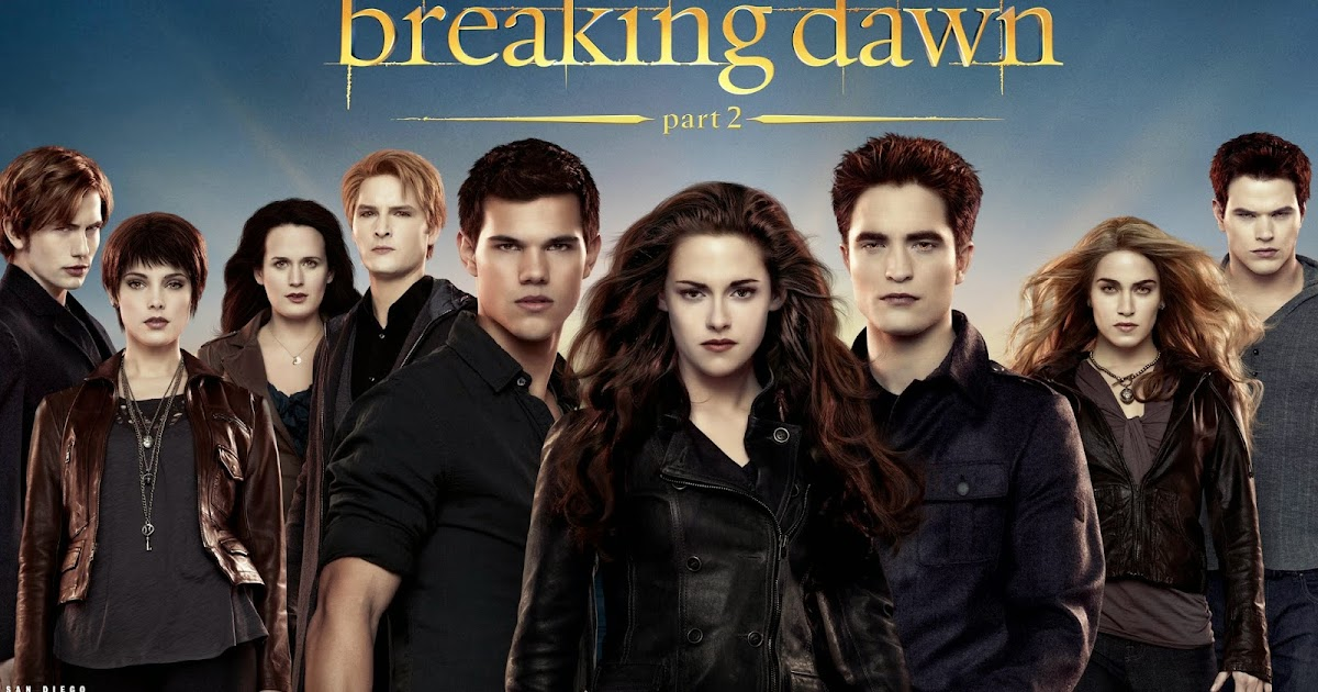 🔥 The Twilight Saga: Breaking Dawn - Part 2 YIFY subtitles