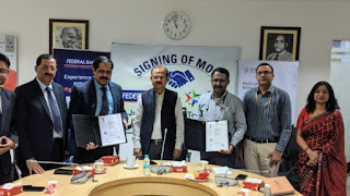 GeM Signed MoU with Federal Bank