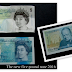 The New Five Pound Polymer Note 2016 - the Plastic Money finally!