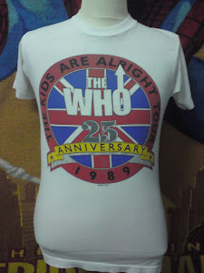 VTG THE WHO 89