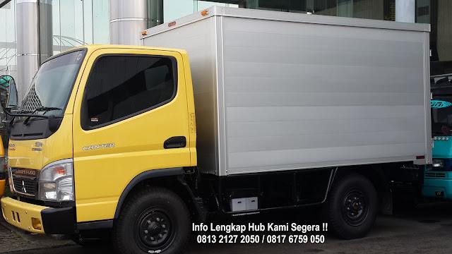 kredit mobil colt diesel box alumunium dp ringan 2019