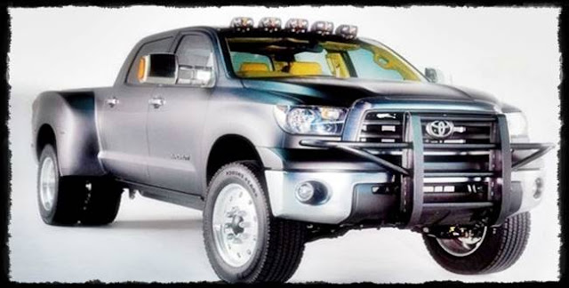 2017 Toyota Tundra Dually Diesel