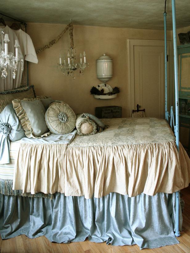 Romantic French Bedroom