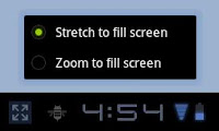 Stretch apps to fill screen on Android 3.2