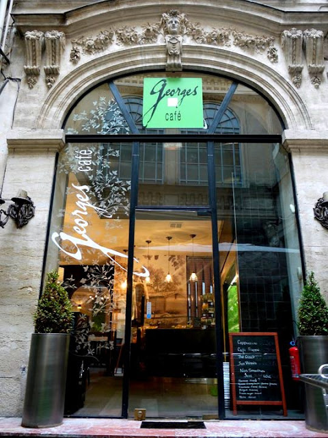 Georges Café mangiare montpellier
