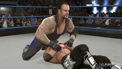 WWE Smackdown VS Raw 2009 PC Game Download