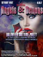 Angels & Demons - LA Halloween Costume Ball