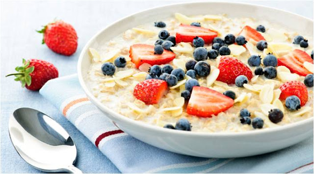 Oat Fruit Porridge