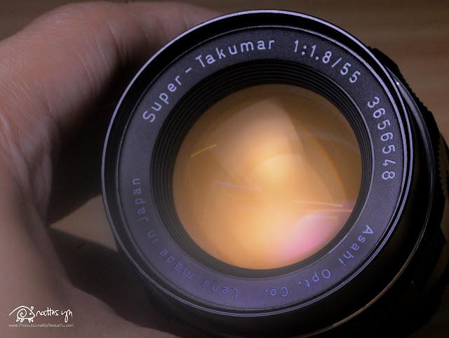 Super-Takumar 55mm f/1.8 (M42)