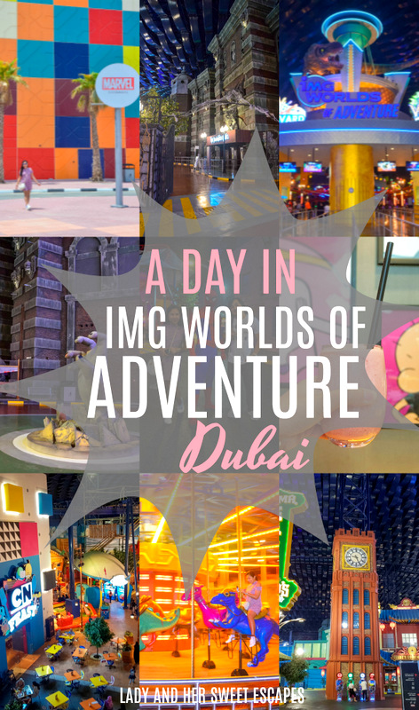 IMG Worlds of Adventure pinterest