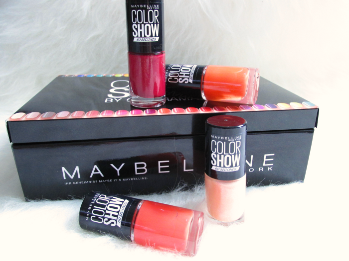 Maybelline Colorshow Sweet & Spicy Limited Edition