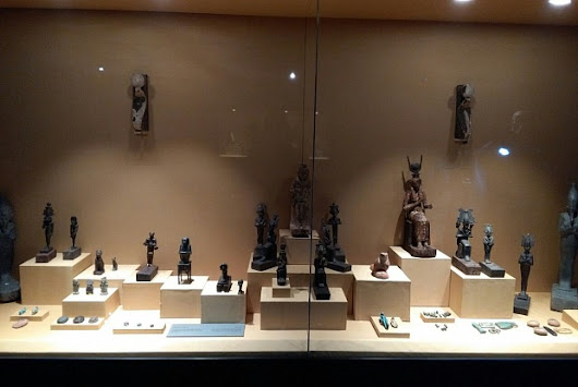 Egypt's Mallawi Museum reopens with looted collection mostly restored