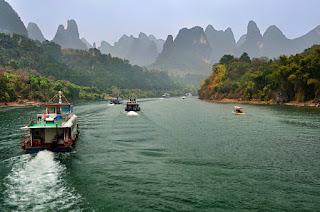 Li River - Salika Travel - 9D7N Guilin Yangshuo by Batik Air