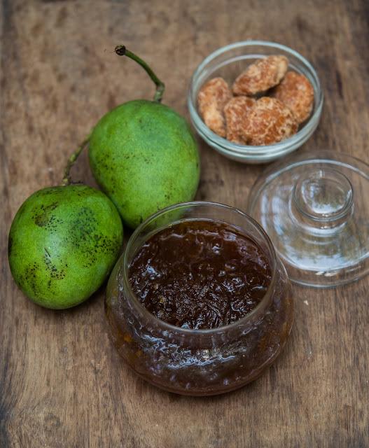 mango chhunda recipe