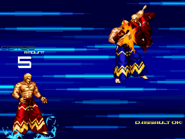 SNK MUGEN Database: Geese Howard All-In-One by Don Drago