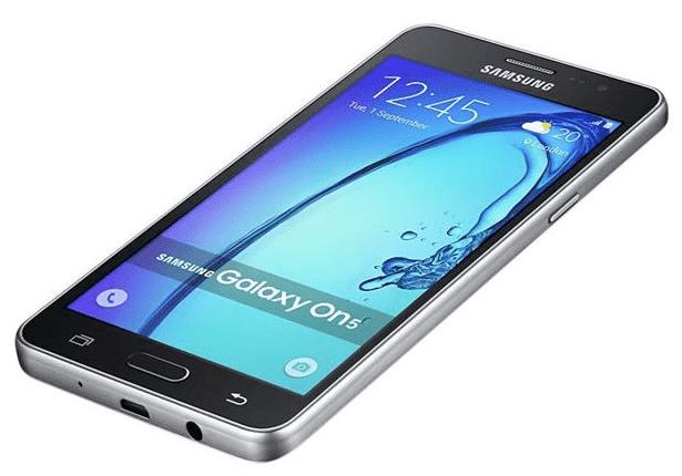 Cara Root Samsung Galaxy On 5 SM-G550FY Menggunakan Odin3