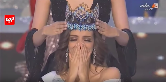 Vanessa Ponce crowned as Miss World 2018