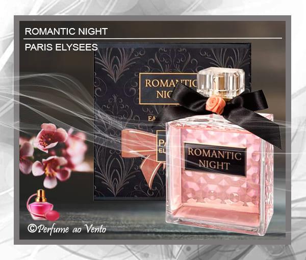 Romantic Nigth Paris Elysees