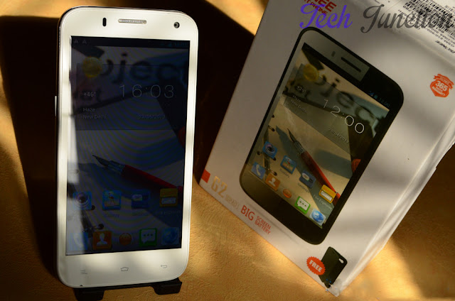 Gionee GPad G2 Unboxing