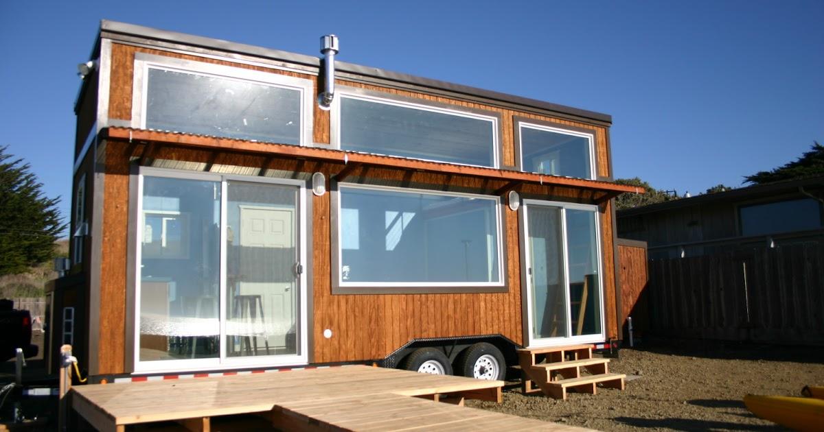 Molecule Tiny Homes Llc: Molecule Tiny Homes LLC.: Surf Shack 8X24 $55k Sold